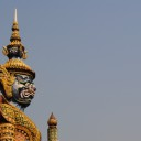 Bedeutung verschiedener asiatischer Skulpturen