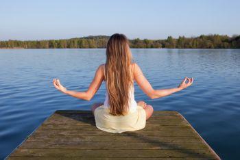 Ruhe und Wohlbefinden (Foto: Margarita Borodina, Polylooks)